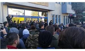 SAÜ'de yemek zammı protestosu