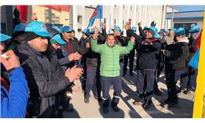 Fabrika önünde çiftetelliye protesto: Bodo Bode işçisi şalter indirdi
