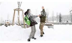 9 ilde eğitime kar tatili