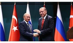 Erdoğan ile Putin, İdlib'i konuştu
