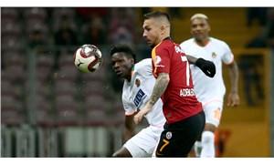 Galatasaray, Türkiye Kupası'ndan elendi