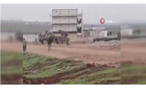 İHA: TSK, Halep'te Suriye Ordusu hedeflerini vurdu
