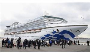 Japonya'daki karantina gemisinde vaka sayısı 175'e yükseldi