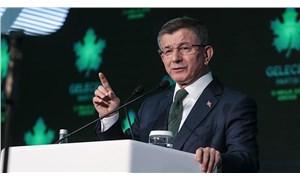 Ahmet Davutoğlu'ndan TÜİK eleştirisi