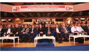DİSK 53'üncü yılını dünya sendikalarıyla kutladı: Yaşasın enternasyonal dayanışma