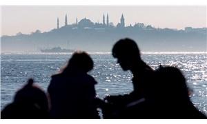 İstanbul ısınıyor