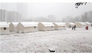 Meteoroloji'den deprem bölgesi için kuvvetli kar uyarısı