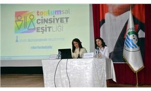 İzmir Büyükşehir Belediyesi'nden 30 ilçede toplumsal cinsiyet eşitliği semineri