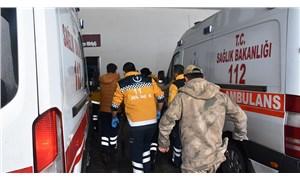 Malatya'da güvenlik korucusu başından vurulmuş halde bulundu