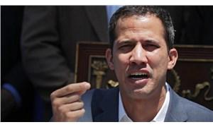 Patlayıcılarla yakalanan Guaido'nun amcası gözaltına alındı