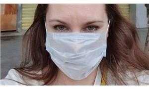 Rusya'da koronavirüs karantinasından kaçan kadın, polise teslim olmayı reddediyor