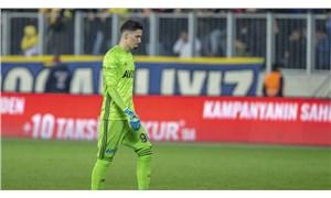 Fenerbahçe'nin 12 karşılaşmada kalesine gelen ilk top gol oldu