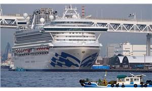Japonya'da karantinadaki gemide 67 kişide daha koronavirüs tespit edildi