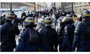 Sarı Yelekliler'in eylemine polis saldırısı: 5 yaralı