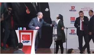 CHP Ankara Kongresi'nde delege Tevfik Koçak'ın cinsiyetçi sözleri tepki çekti