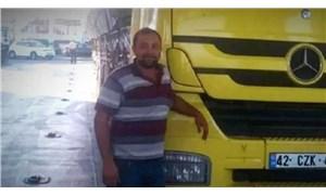 Konya'da bir kamyon şoförü geçim sıkıntısı nedeniyle yaşamına son verdi
