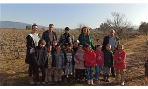 Selçuklu çocuklar yerli tohumla tanışıyor