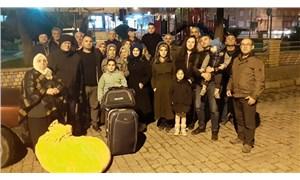 Aydın Belediyesi işçileri eylemlerini Ankara'ya taşıyor