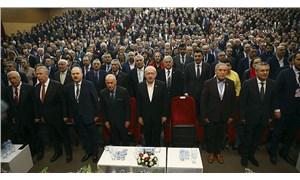 CHP Ankara İl Kongresi tamamlandı: Akılcı politikalarla barışı getireceğiz