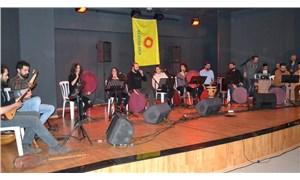 Didim Eğitim-Sen 25'inci yılını AHURA konseriyle kutladı