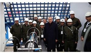 Erdoğan'a göre ekonomi yükselişte