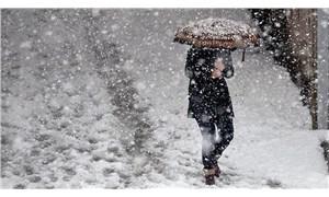 Meteoroloji'den kar yağışı ve çığ uyarısı