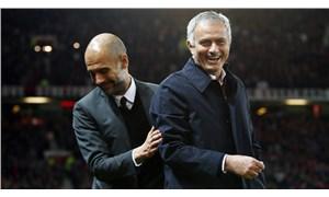Mourinho'dan Manchester City'ye verilen men cezasına esprili yanıt