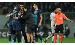 Moussa Marega'ya ırkçı saldırı!