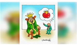 Dokgöz, karikatür sergisini açıyor