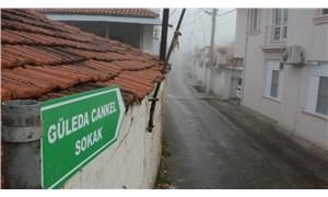 Güleda'nın ismi doğduğu evin sokağında yaşayacak