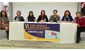 İzmir'de 'Kadın Emeği ve Sağlık Kongresi' düzenleniyor