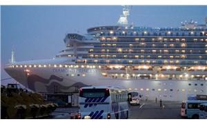 Japonya'dan koronavirüs nedeniyle karantina altına alınan gemi ile ilgili açıklama