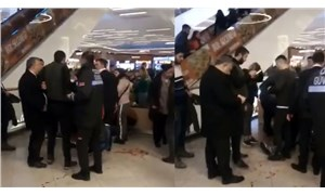 İstanbul'da AVM'de bıçaklı saldırı: 1 kişi yaralandı