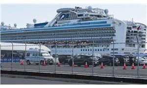 Karantinaya alınan yolcu gemisindeki 2 kişi öldü