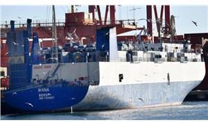 Libya'ya silah kaçıran gemici gözaltında