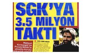 Mahsun Kırmızıgül'den Sabah Gazetesi'ne yanıt