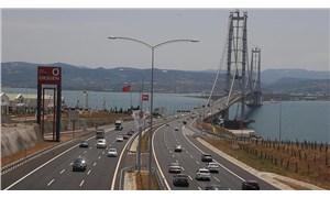 'Osmangazi Köprüsü'ne 2019 yılı 'geçiş garantisi' için 2,5 milyar TL ödenecek'