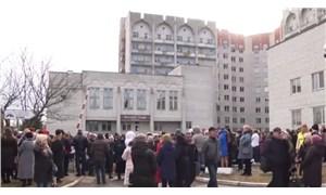 Ukraynalılar Çin'den tahliye edilenleri ülkelerine istemedi