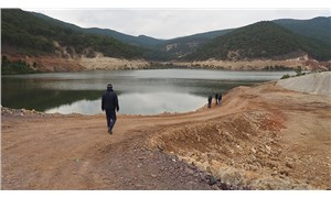 Uşak'ta göletteki sızıntı nedeniyle 2 köy boşaltıldı