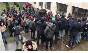 Hakan Taşdemir'in arkadaşları basın açıklaması gerçekleştirdi