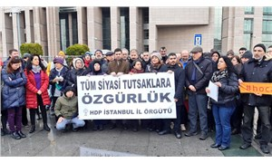 HDP Şişli Eş Başkanı Öztürk'ün aralarında bulunduğu 9 HDP'li tahliye edildi