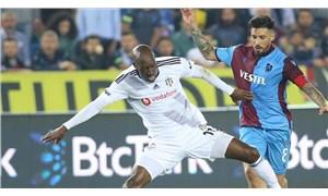 Beşiktaş ve Trabzonspor derbisinde ilk 11'ler belli oldu