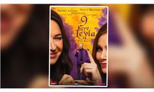 Ezel Akay'ın yeni filmi '9 kere Leyla'nın afişi yayınlandı