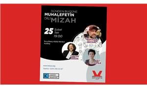 TAKSAV'ın etkinlikler serisi devam ediyor: 'Dünden bugüne muhalefetin dili: MİZAH'