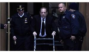 ABD'li film yapımcısı Harvey Weinstein, üçüncü derece tecavüzden suçlu bulundu