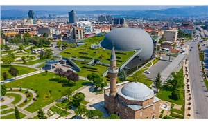 AKP'liler 'müzede' toplantı düzenlemiş