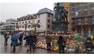 Almanya'daki ırkçı saldırıda öldürülenler için cenaze töreni düzenlendi