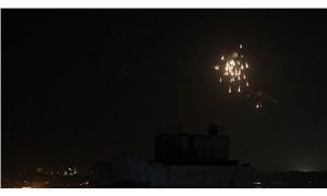 İsrail'den Gazze'nin farklı noktalarına hava saldırısı: 4 yaralı