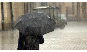İstanbul için sağanak yağış ve fırtına uyarısı