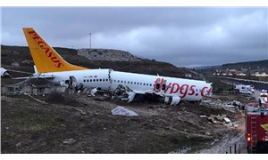 Pegasus pilotu 'şüpheli' sıfatıyla ifade verdi